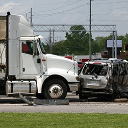 Commercial Truck Crashes