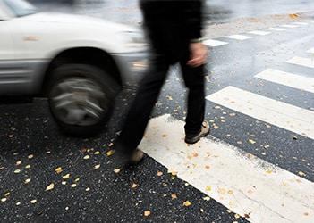 Bicycle & Pedestrian Cras…